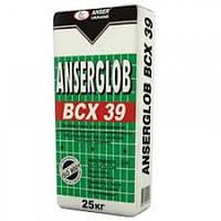 Клей ANSERGLOB  BCX-39 для приклеивания теплоизоляции, 25 кг