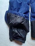 Детский подростковый полукомбинезон, термо штаны Crivit Sport 146\152 рост, фото 5