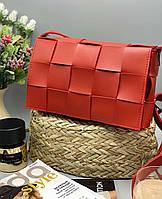 Женский клатч 099 красный женские клатчи, женские сумки купить оптом в Украине, фото 1