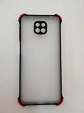 Чохол для Xiaomi Redmi Note 9s/Pro/Max Armor Frame Black