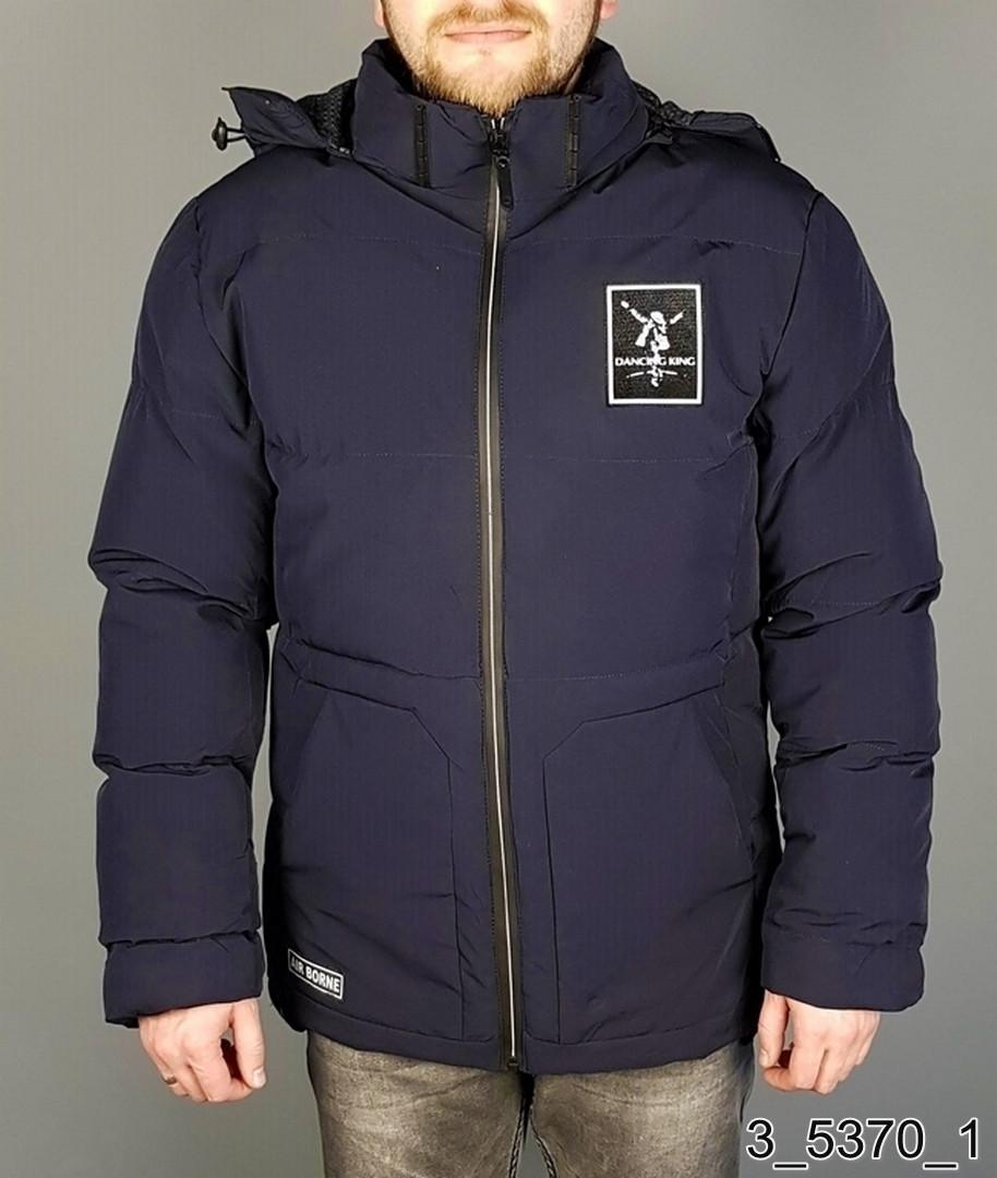 Куртки Зима vivat-2 Синий 100% полиэстер/подкладка: 100% полиэстер/наполнитель: синтепон арт.3 L(р)