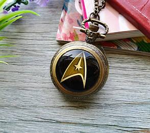 Часы Кулон Щит Звёздные войны Star Wars логотип Энтерпрайз, фото 2