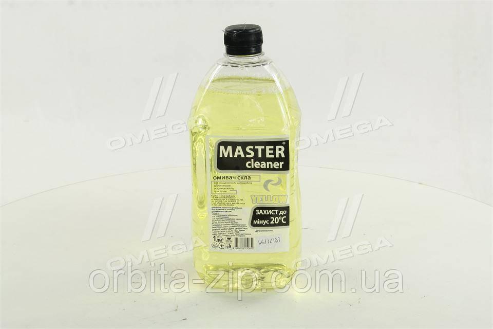 48021082 Омыватель стекла зимний Мaster cleaner -20 Цитрус 1л