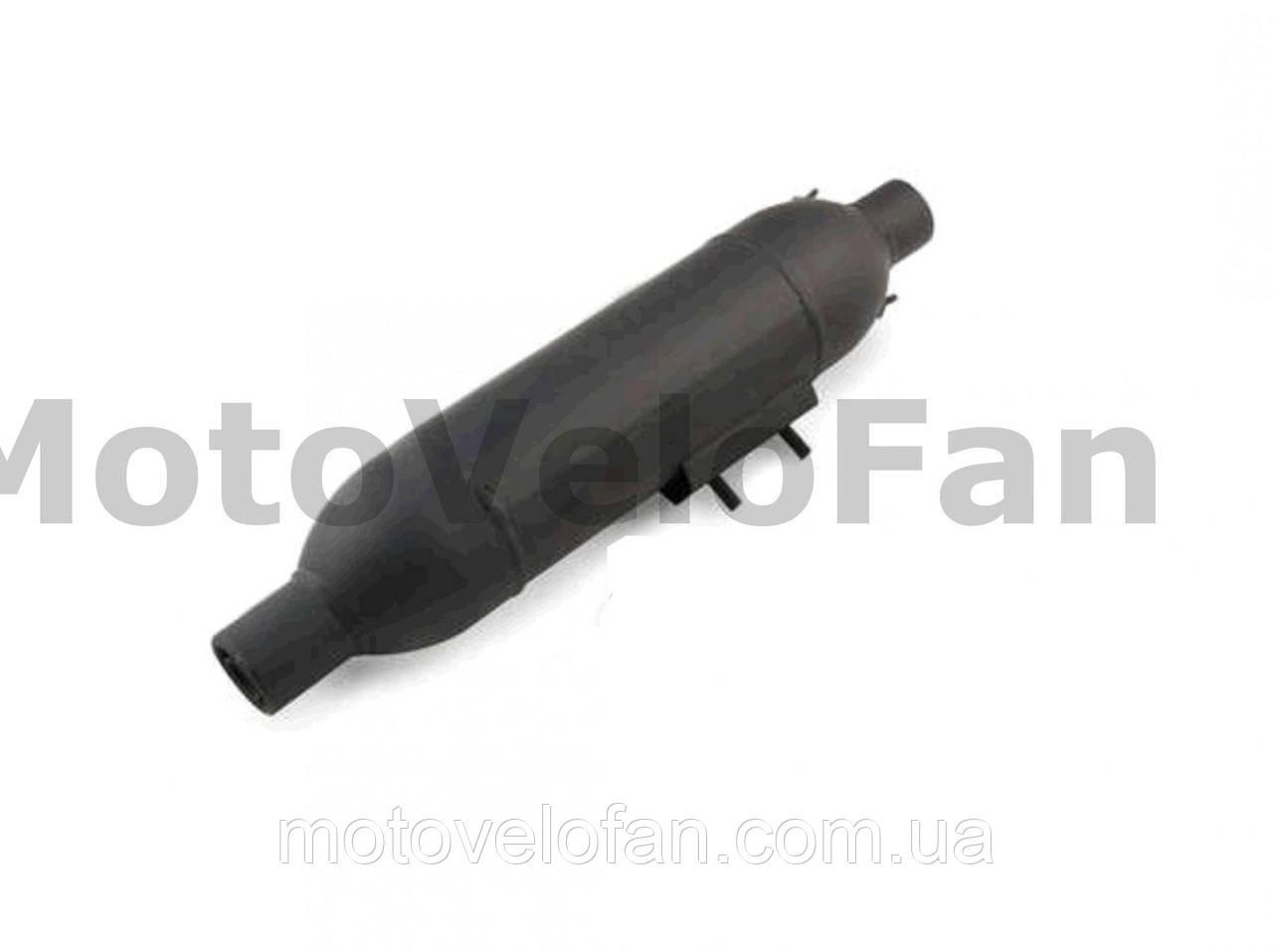 Глушитель (мото)   440*85mm   (черный)   118