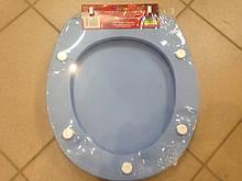 Сиденье для унитаза мягкое Aqua Fairy