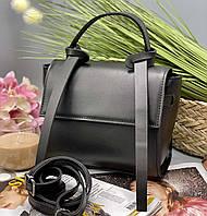 Женский клатч 037 черный женские клатчи, женские сумки купить оптом в Украине, фото 1