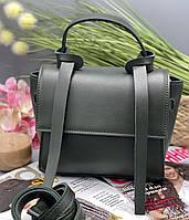 Жіночий клатч 037 зелений жакети, жіночі сумки купити оптом в Україні, фото 1