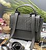 Женский клатч 037 серый женские клатчи, женские сумки купить оптом в Украине