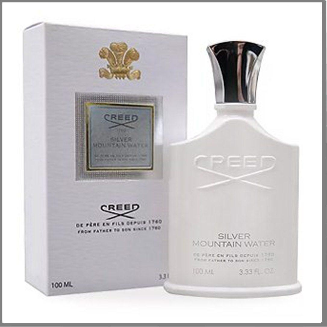 Creed Silver Mountain Water парфюмированная вода 100 ml. (Крид Серебряная Гора Воды)
