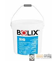 BOLIX (Боликс ТМ) SIG (Польша) Грунтующий препарат под силиконовые краски и штукатурки,25 кг