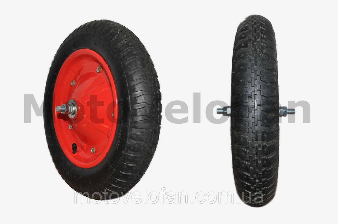 Колесо   3,00 -8   TT   (камерное, под ось d-12мм, без оси)   ELIT