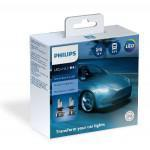 Лампы светодиодные PHILIPS 11342UE2X2 H4 21W 12-24V Ultinon Essential G2 6500K