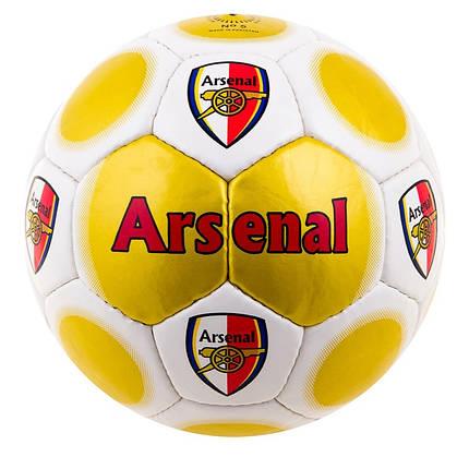 Мяч футбольный DXN Arsenal, фото 2