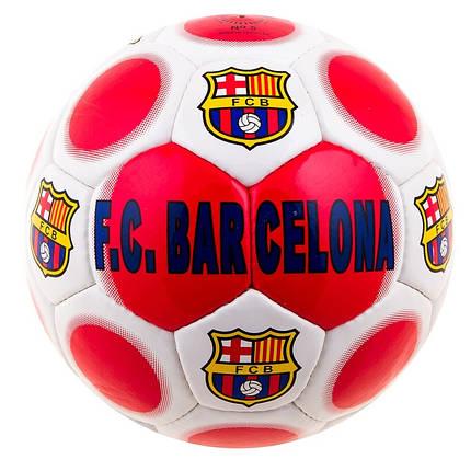 Мяч футбольный DXN Barsa, фото 2