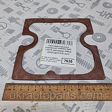 Прокладка крышки клапанной КАМАЗ ЗИЛ 133ГЯ (материал БМЦ) (ЗАВОДСКАЯ) (740.1003270-10 (БМЦ))