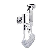 Кран на одну воду с гигиеническим душем Potato P0047