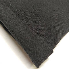 Стрейч-кулир начес Серый гри - плотность 250г/м.