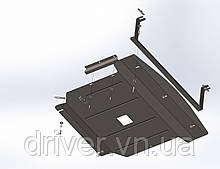 Захист двигуна Hyundai SONATA 2014- V-2.0 LPI (газ) (двигун+КПП)