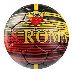 Мяч футбольный Grippy G-14 AC Roma, черно/желтый/красный