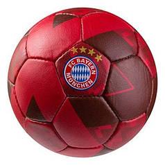 Мяч футбольный Grippy G-14 FLBayer, красный