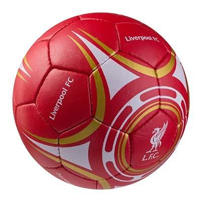 Мяч футбольный Grippy G-14 Liverpool, красный