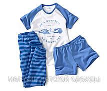 Детский пижамный комплект Tchibo для мальчика