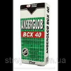 Универсальный клей ANSERGLOB BCX-40 25 кг.