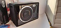 """Активный автомобильный Сабвуфер 10"""" дюймов Бошман Boschmann в машину в авто самбуфер 600 ват +провода"""