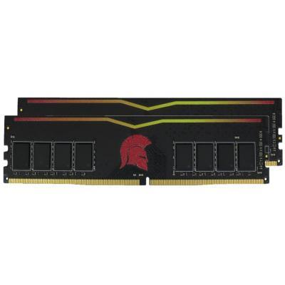 Модуль памяти для компьютера DDR4 16GB (2x8GB) 3000 MHz Red eXceleram (E47065AD)