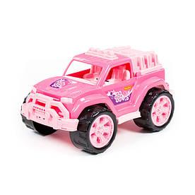 """Автомобіль """"Легіон"""" №4 (рожевий) 78278"""