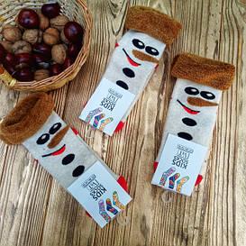 Махровые детские носки