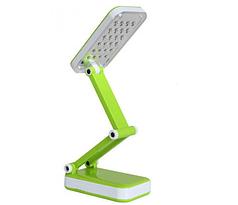 Настольная лампа светодиодная аккумуляторная Led Topwell 1019 Green