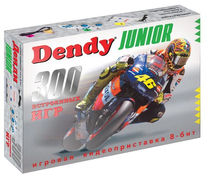 Dendy Junior 300 игр в памяти без пистолета