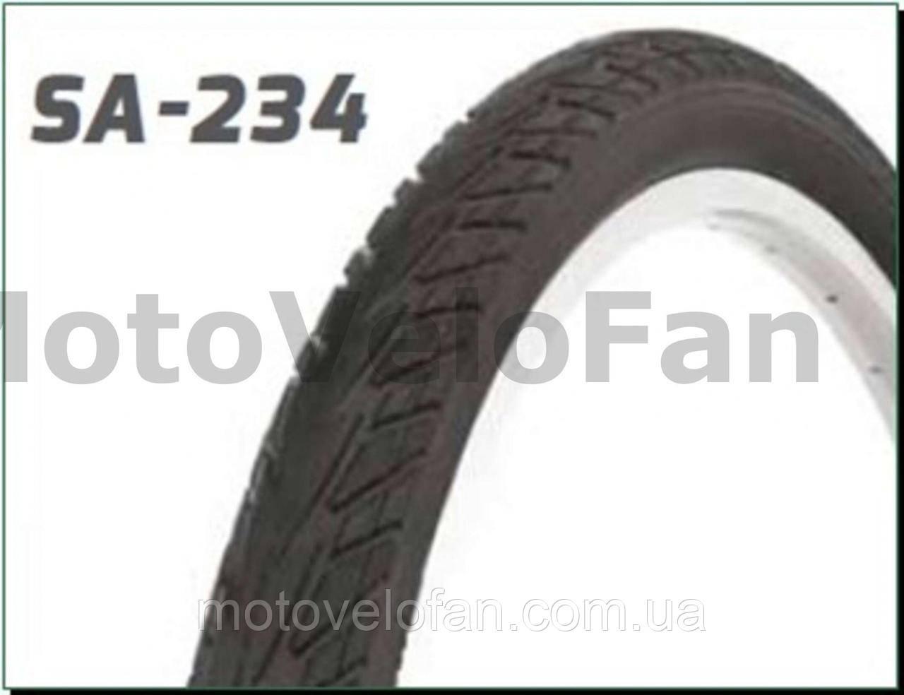 Велосипедная шина   28 * 1,40   (700 * 35C) (37-622)   (S-234 Blue strip)   Delitire-Индонезия   (#LTK)