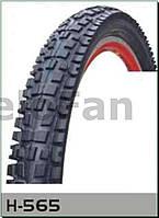 Велосипедная шина   26 * 2,70   (H-565 широкая)   Chao Yang-Top Brand   (#LTK)