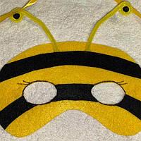 Карнавальная маска пчелки, фото 1
