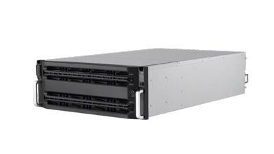 DS-A81024S-ICVS  24-слотовое кластерное хранилище Hikvision