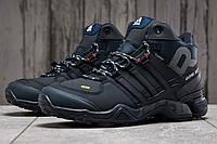 Зимние мужские кроссовки 31211 ► Adidas 465, темно-синие . [Размеры в наличии: ], фото 1