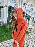 Детский теплый костюм батник и штаны трехнить размер: 122, 128, 134, 140, фото 10