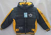 Куртка демисезонная 3-6 лет