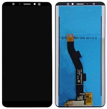 LCD Meizu M8 + touchscreen Black original