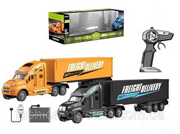 Трейлер тягач freight delivery 1937