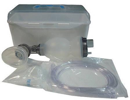 Реанимационный мешок для новорождённых НХ 002- I (Мешок Амбу для новорождённых), фото 2
