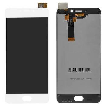 LCD Meizu M6 (M711H/M711M/M711Q) + touchscreen White high copy