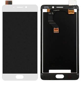 LCD Meizu M6 Note (M721H) + touchscreen White high copy