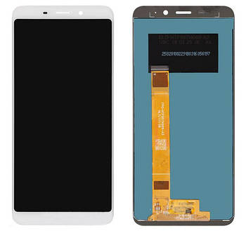 LCD Meizu M6s (M712H/M712Q) + touchscreen White copy AAA