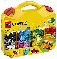 Конструктор LEGO Classic Ящик для творчества 10713 | коробка набора для лего на 213 деталей