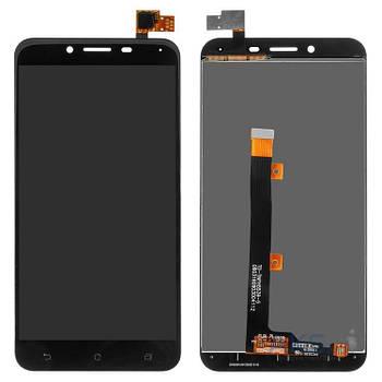 LCD Asus ZenFone 3 Max ZC 553KL + touchscreen Black original