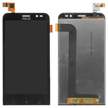 LCD Asus ZenFone Go ZB 552KL + touchscreen Black original