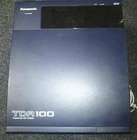 Мини-АТС Panasonic kx-tda100 (базовый блок) бу